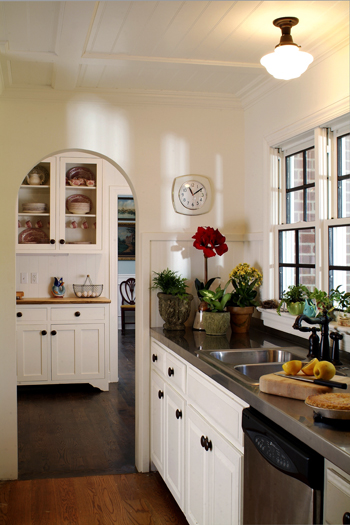 Kitchens With Wood Paneling: 4 Inch Beadboard Paneling